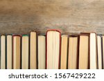 Collection of old books on...