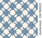 vector ornamental seamless...   Shutterstock .eps vector #1567585015