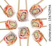 Sushi Philadelphia In Tempura...