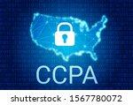 ccpa   california consumer...   Shutterstock .eps vector #1567780072