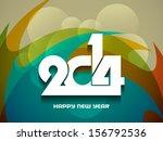 elegant colorful background... | Shutterstock .eps vector #156792536