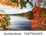 Beautiful New England Fall...