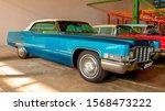 Classical American Vintage Car...