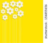 Beautiful Spring Flowers Yello...