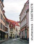 tallinn  estonia   march 27 ...   Shutterstock . vector #1568786578