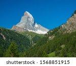A View Of The Matterhorn From...