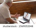 Focused Older 80s Male Patient...