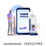 document specification...   Shutterstock . vector #1569127495