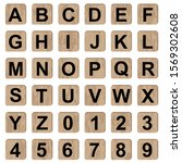 board game alphabet letters and ...