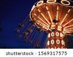 Carousel Merry Go Round In...
