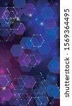 blockchain technology...   Shutterstock .eps vector #1569364495