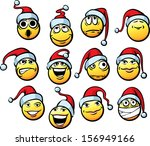 big vector collection of... | Shutterstock .eps vector #156949166