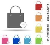 add feminine handbag in multi...