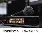 Microphone For Speaker Speech...
