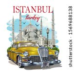 Istanbul Typography For T Shir...