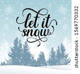 christmas vector background... | Shutterstock .eps vector #1569770332