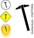 t square or parallel ruler...