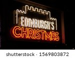 christmas lights. stars and... | Shutterstock . vector #1569803872