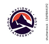 national mountaineering club... | Shutterstock .eps vector #1569844192