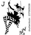 joker | Shutterstock .eps vector #157005038