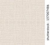 seamless natural linen pattern. ... | Shutterstock . vector #157007486