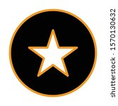 star icon web and graphic...