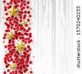 vector christmas retro... | Shutterstock .eps vector #1570240255