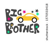 big brother vector file. car...   Shutterstock .eps vector #1570533418