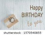 Happy Birthday To You. Greetin...