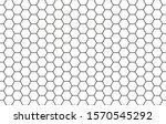 Honeycomb Black And White...