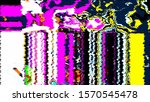 abstract colorful festive... | Shutterstock . vector #1570545478