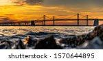 Sunrise At The Chesapeake Bay...
