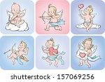 vector illustration of... | Shutterstock .eps vector #157069256