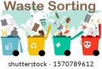 waste sorting is the process by ...