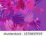 light purple  pink vector...   Shutterstock .eps vector #1570835935