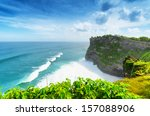 Coast At Uluwatu Temple  Bali ...