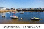 porthmadog wales near criccieth ...   Shutterstock . vector #1570926775