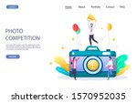 photo competition vector... | Shutterstock .eps vector #1570952035