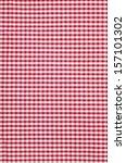 Checkered Tablecloth Texture...