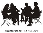 Business Conference Vector...