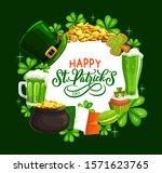 St. Patricks Day Shamrock ...
