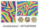 abstract acid colorful... | Shutterstock .eps vector #1571693968