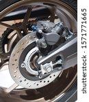 Motorcycle Rear Wheel And Brake ...