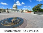 Stock photo us capitol building in washington dc united states east facade 157198115