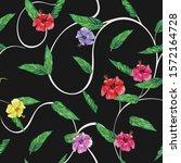 vivid seamless vector...   Shutterstock .eps vector #1572164728