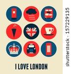 London Greeting Card Design.