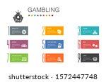 gambling infographic 10 option...