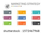 marketing strategy infographic...