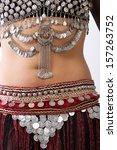 belly dancer | Shutterstock . vector #157263752