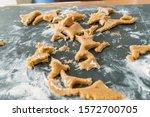 Dough For Christmas Cookies...